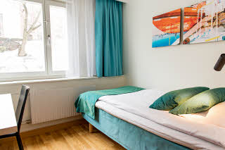 Scandic Sjofartshotellet, single room