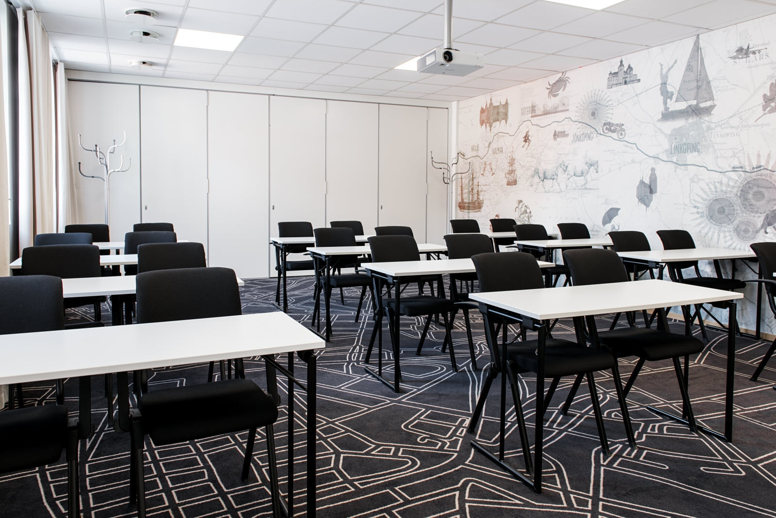 Scandic Täby meeting and conference room