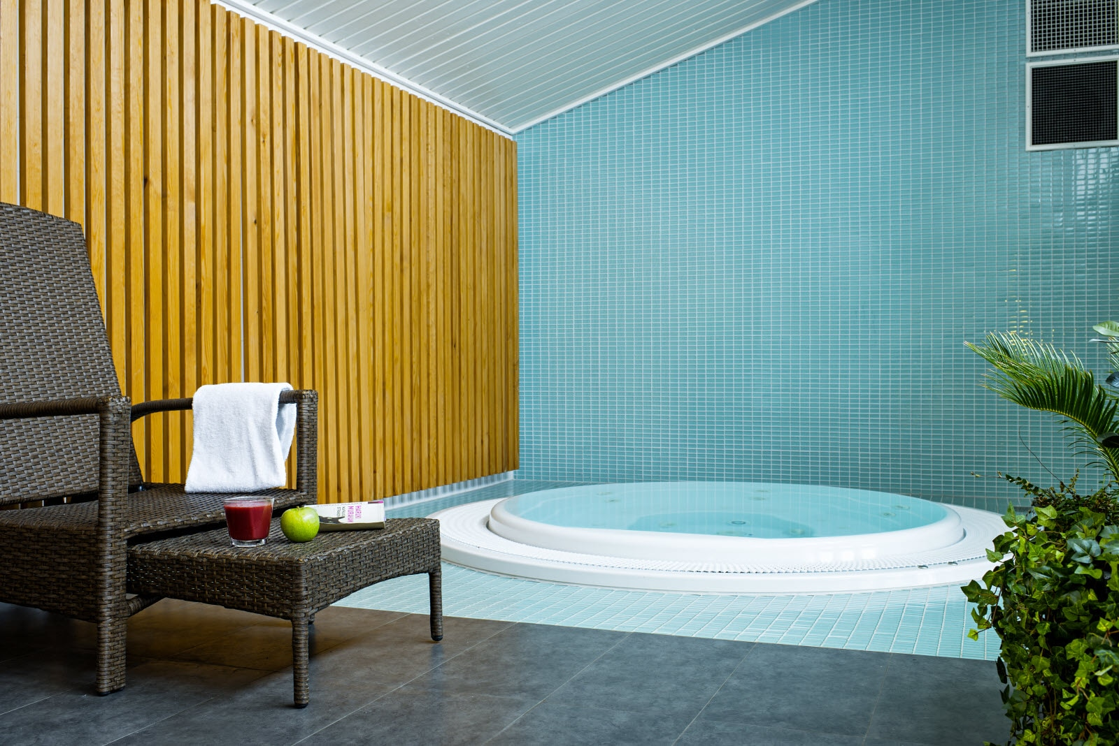 Scandic Grand Hotel, Grand Hotel, relaxation area, pool